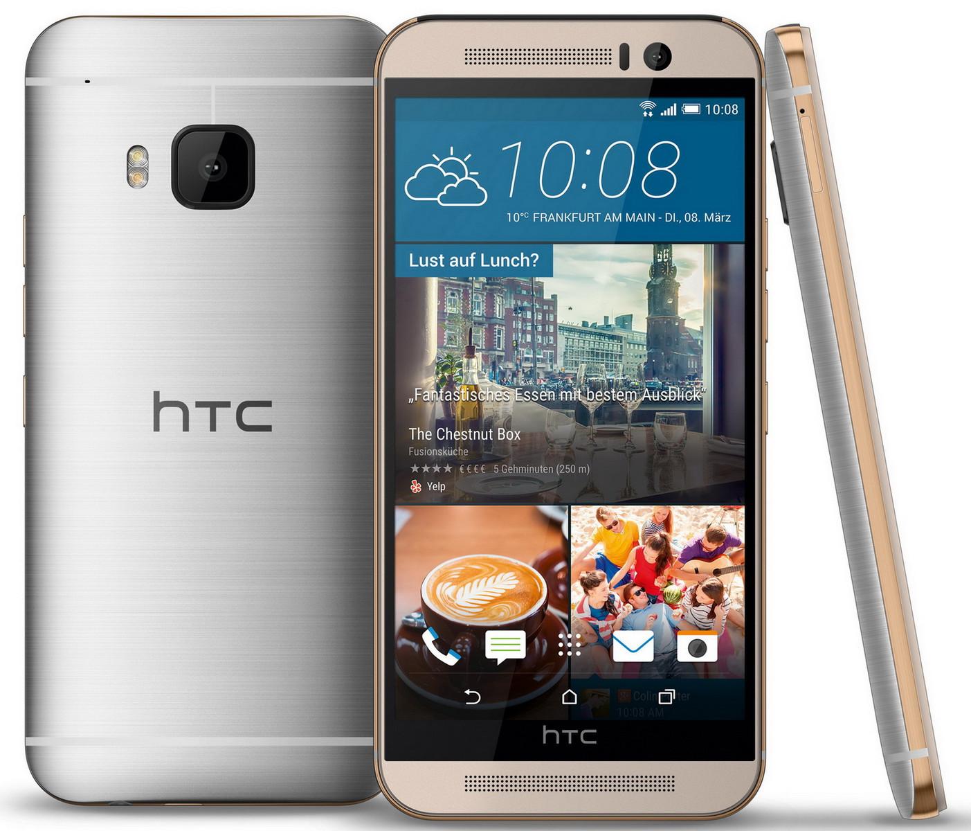 Neues Htc One M9