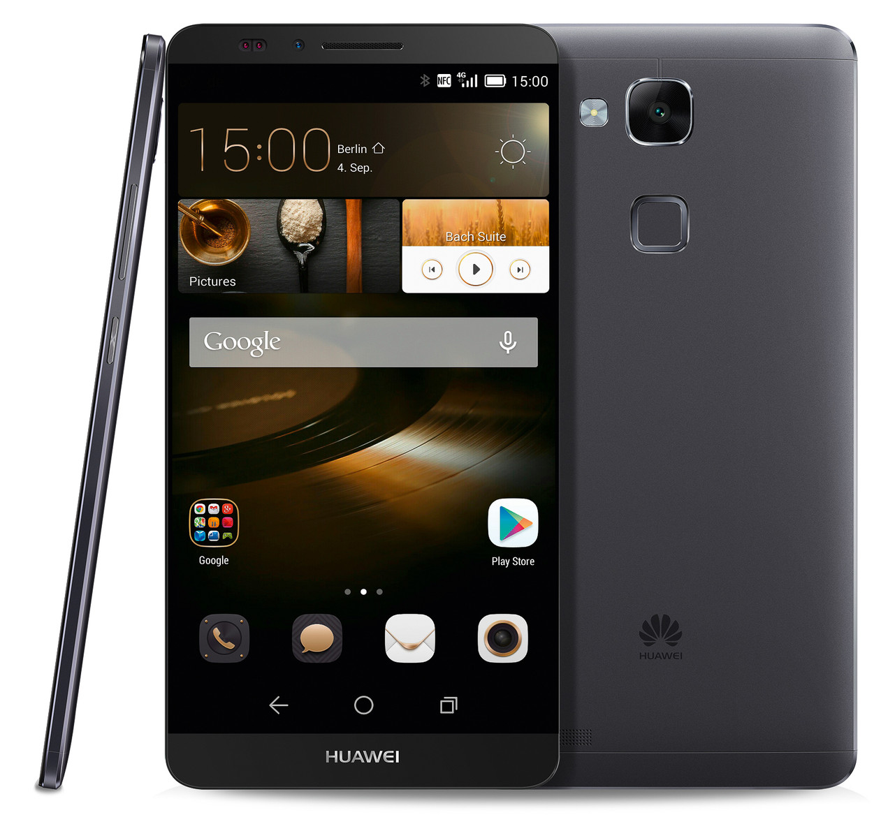 Test Huawei Ascend Mate 7 Phablet