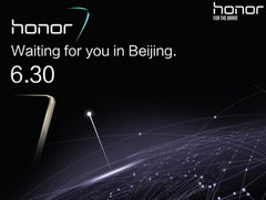 Huawei Honor 7: Mehrere Modelle zum Launch-Event am 30. Juni