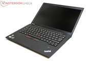 Im Test:  Lenovo ThinkPad X1 Carbon Touch