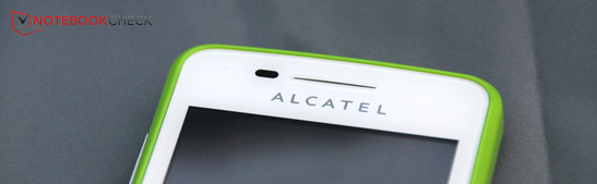 Im Test: Alcatel One Touch Fire.