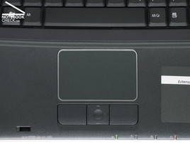 Acer Extensa 5220 Touchpad
