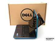 Im Test: Dell Inspiron duo Convertible in Blau