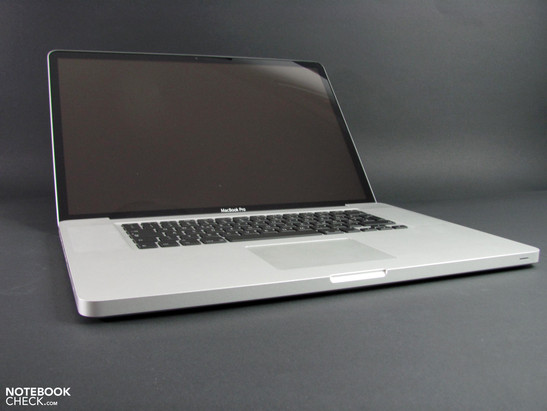 Apple MacBook Pro 17-inch Early 2011