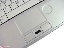 TouchPad mit Scrollwheel