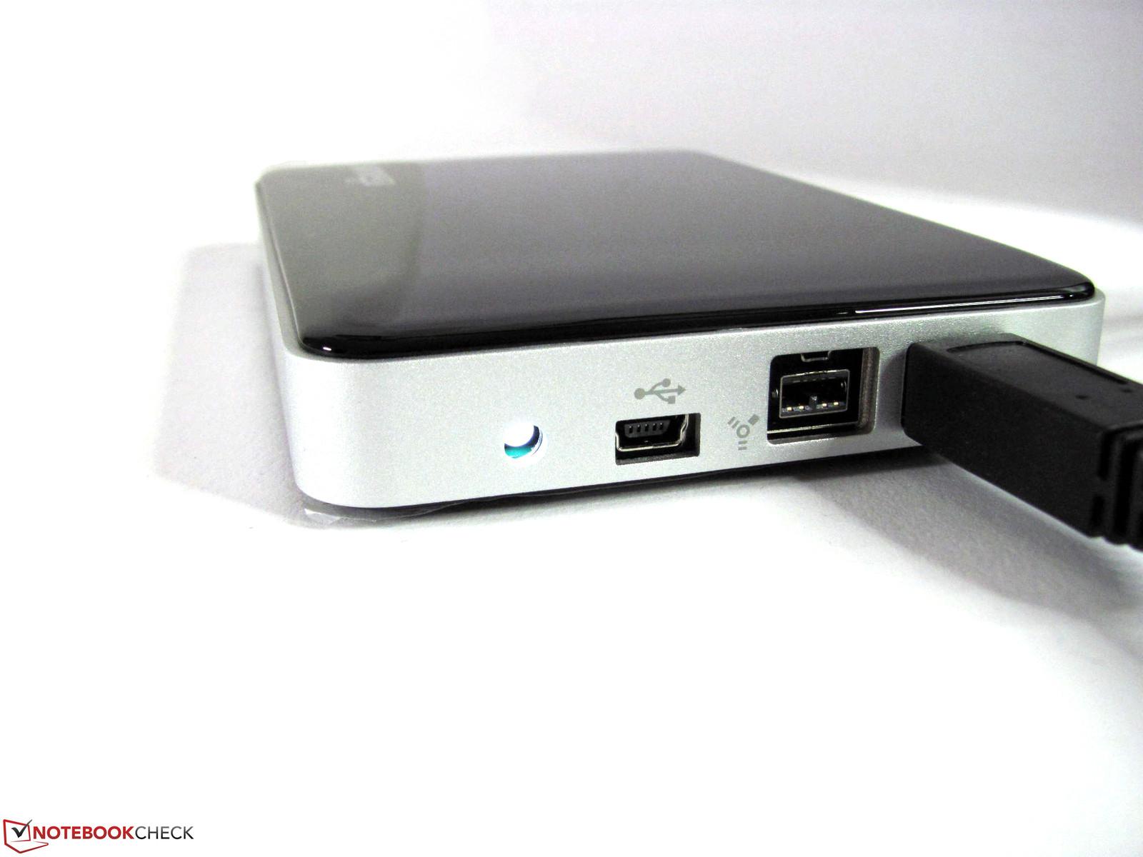 Test Iomega eGo Mac Edition 500 GB FW 800 / USB 2.0 Portable HDD ...