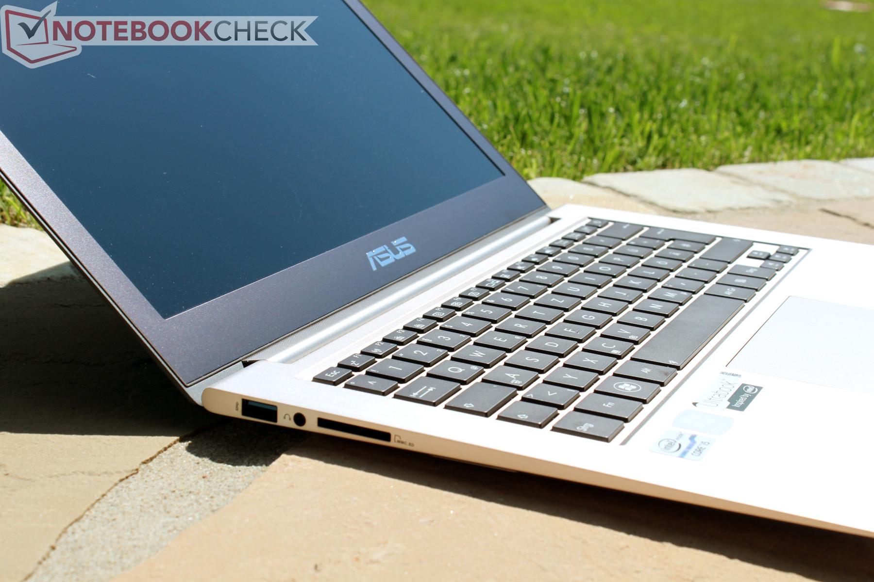 Test Asus Zenbook Prime UX31A Ultrabook