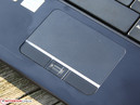 Touchpad mit LED & Fingerprint Reader
