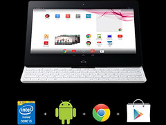 LG Tab-Book: 11,6 Zoll Tablet Hybrid mit Android, Core i5 und Full HD