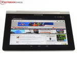 Lenovo Yoga Tablet 8: IPS-Display mit 1.280 x 800 Pixeln