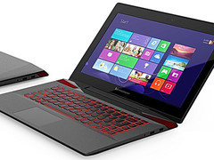 CES 2014 | Lenovo Multimedia und Performance Notebooks Z40, Z50 und Y40, Y50