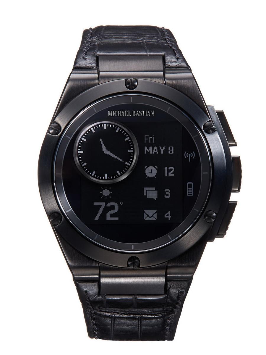Gilt: Stylische Smartwatch von HP und Michael Bastian ab ...