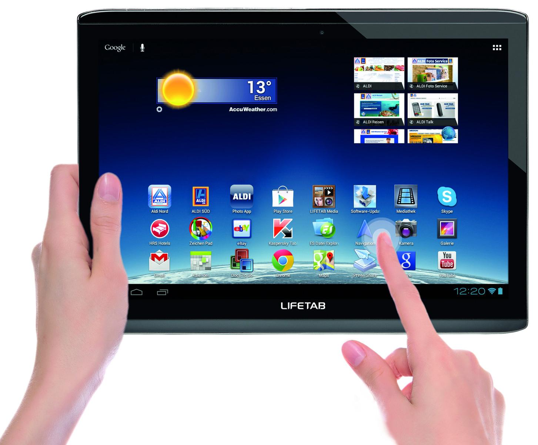 medion tablet apps
