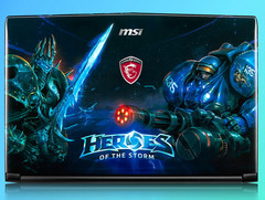 MSI: Gaming-Notebooks GT80S, GT72S und GE62 als  Heroes of the Storm Edition
