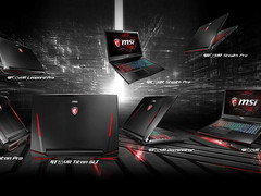 gamescom 2016 | MSI Line-up bei den Gaming Notebooks mit Nvidia Pascal GeForce GPUs