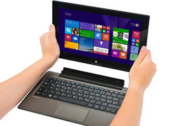 Medion: Convertible Touch Notebook Akoya P2212T (MD 99360) ab 7. April bei Aldi Nord