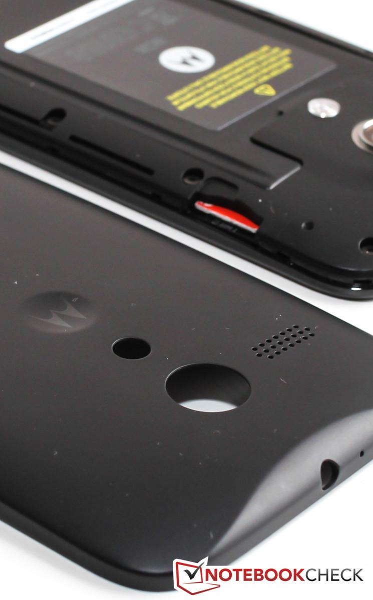 Test Motorola Moto G Smartphone