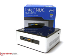 Intel NUC5i5RYH, ideal fürs Home Office