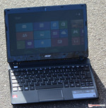 das Aspire One 725