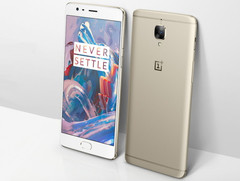 OnePlus: OnePlus 3 in Soft Gold ab 1. August