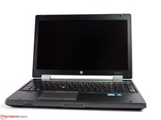 Im Test:  HP EliteBook 8570w B9D05AW-ABD