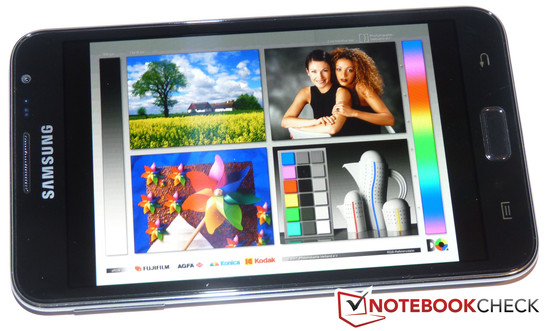 "Samsung Galaxy Note N7000: 5,3"" Smartlet mit atemberaubendem Super-AMOLED Display"