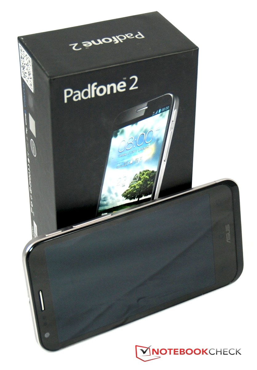 Test Asus Padfone 2 Smartphone