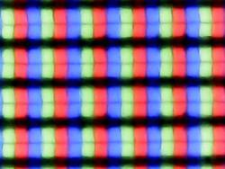 Subpixel-Anordnung