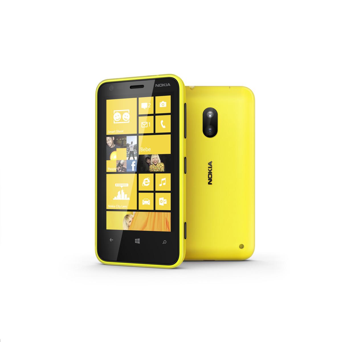 Test Nokia Lumia 620 Smartphone - Notebookcheck.com Tests