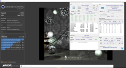 Cinebench R15 (AC) @3,1 GHz