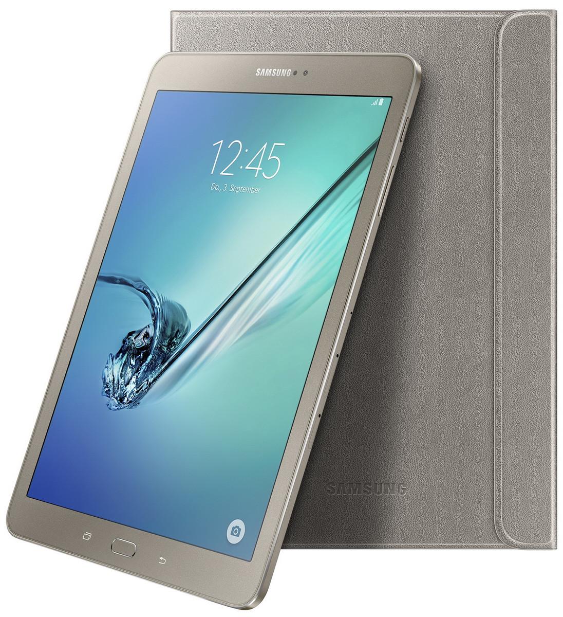 Samsung Galaxy Tab S2 9.7: Jetzt auch im Gold-Look mit ...