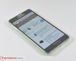 Im Test: Samsung Galaxy Alpha