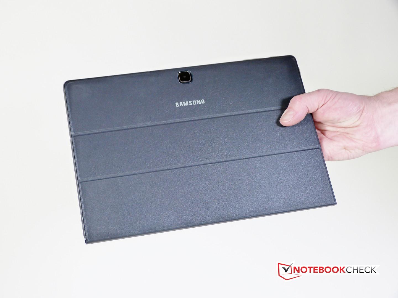 Test Samsung Galaxy Tab Pro S W700N Tablet 2-in-1 ...