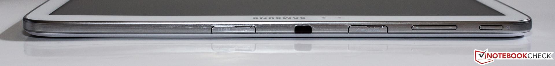 Test Samsung Galaxy Tab  Tablet