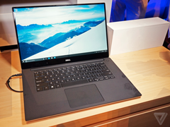Dell: XPS 15 mit Infinity Display aktualisiert