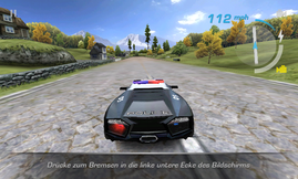 "Keine Probleme bei ""Need For Speed: Hot Pursuit"" oder..."