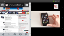 echtes Multitasking mit Dual Window