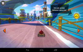 Aktuelle Spiele wie Angry Birds Go! ...