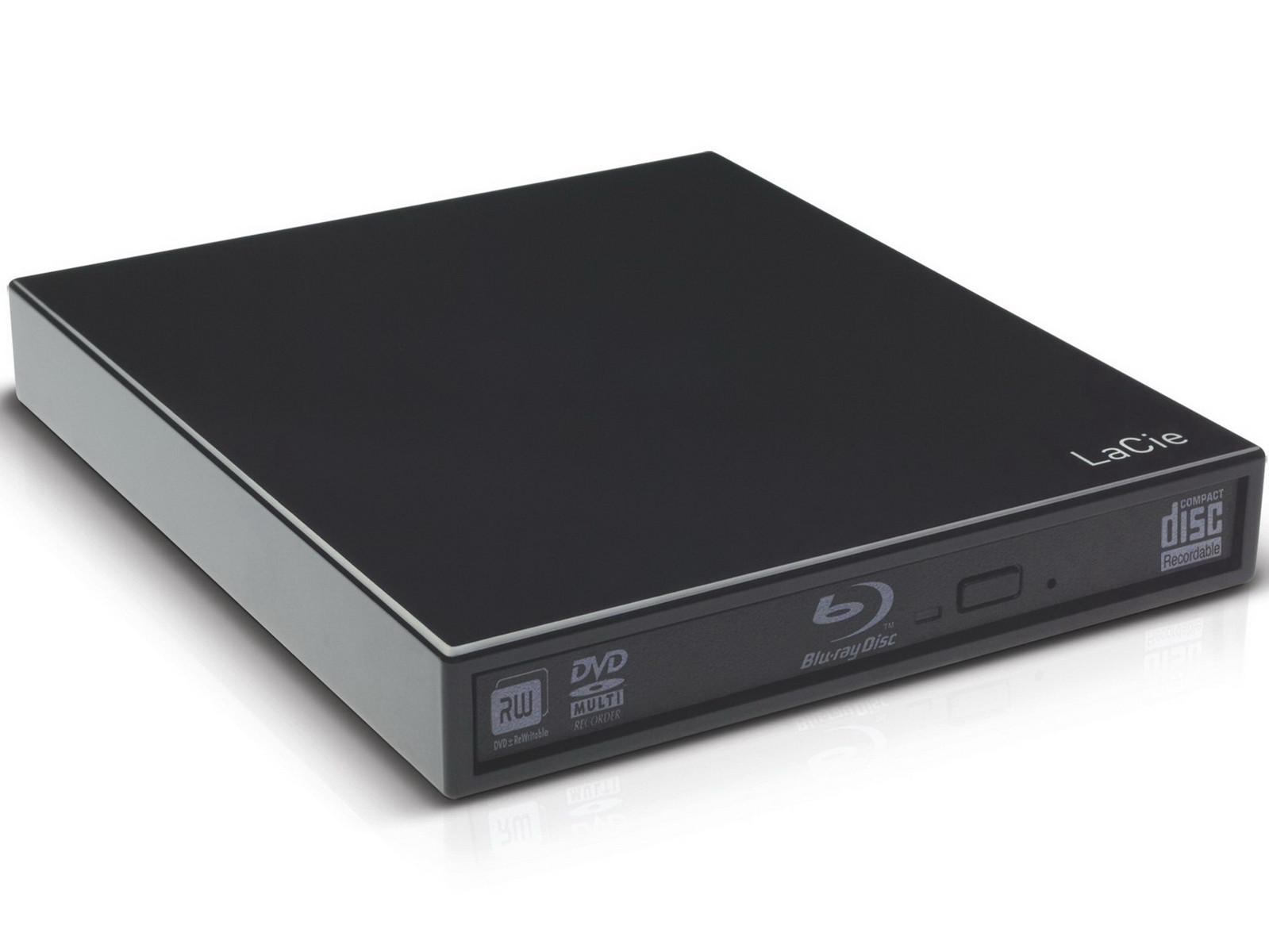 Lacie Externes Blu Ray Laufwerk F 252 R Den Mobilen Einsatz
