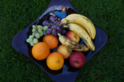 Sony A57: Obst