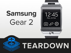 Teardown: iFixit zerlegt Samsung Gear 2 Smartwatch
