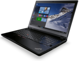 Test Lenovo ThinkPad P70 (Xeon E3, M4000M) Workstation