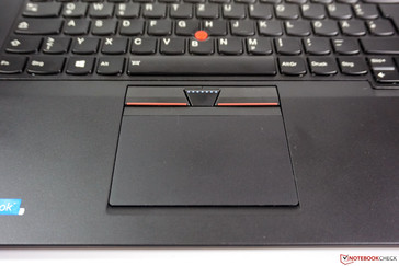 Touchpad & TrackPoint
