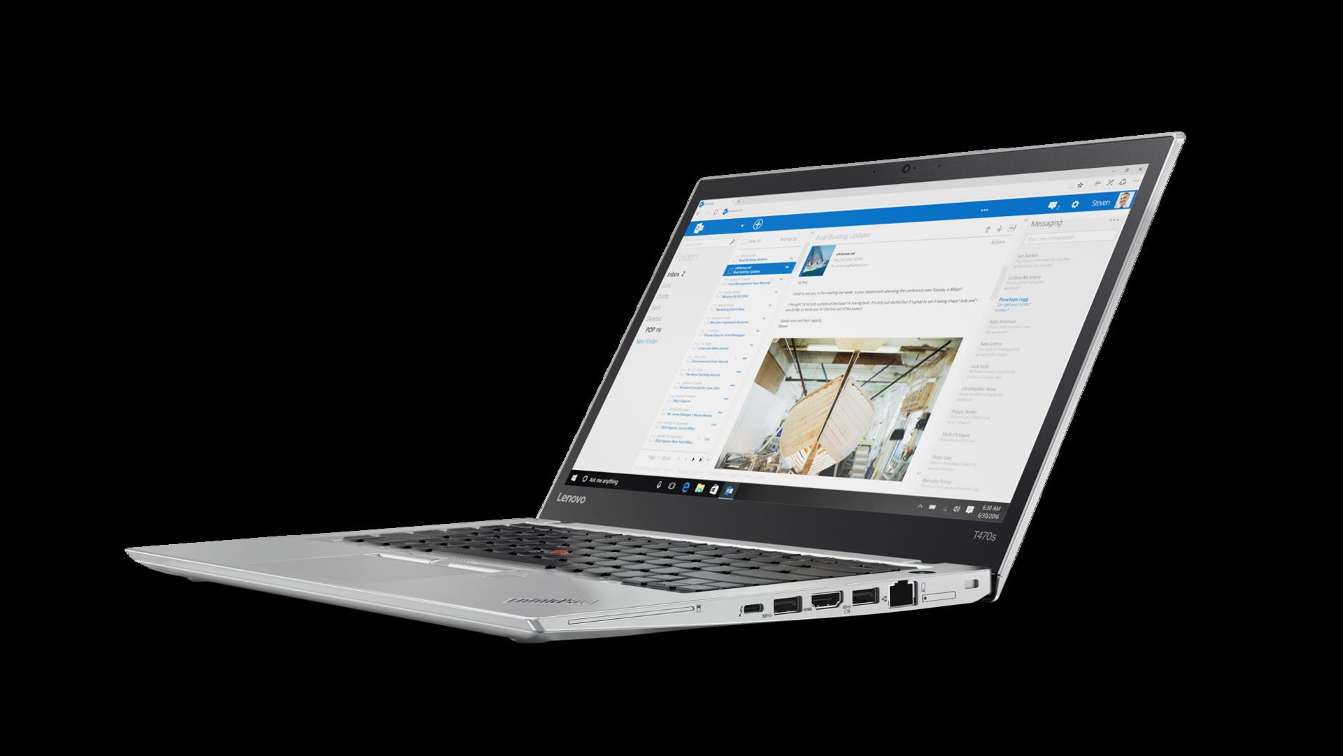 Lenovo ThinkPad: Traditionelle Enterprise-Modelle mit Kaby-Lake ...