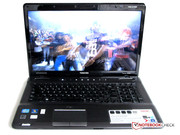 Im Test:  Toshiba Satellite P775-100