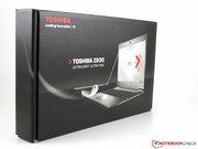 im Test: Toshiba Satellite Z830-10J