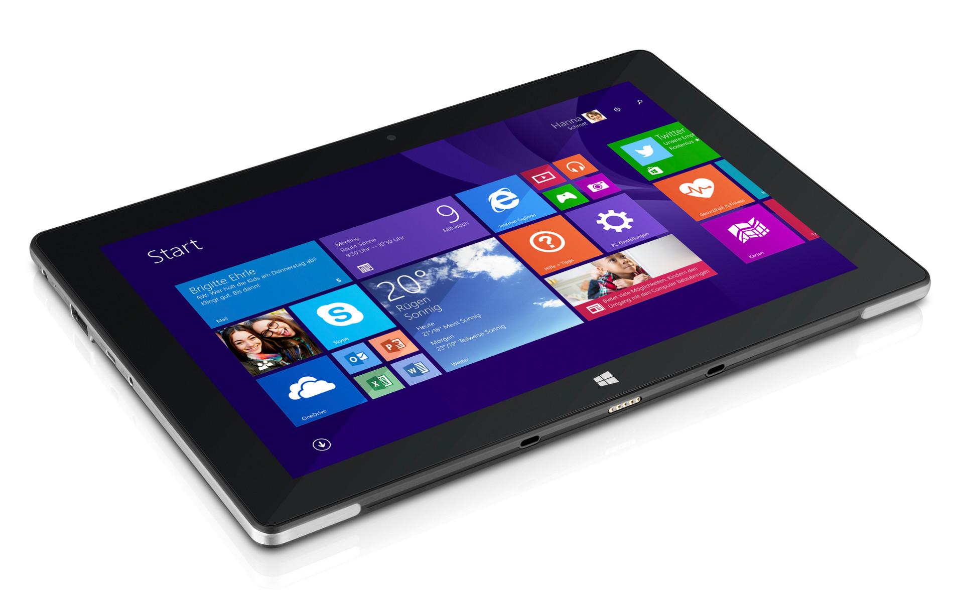 test trekstor surftab wintron 10 1 tablet notebookcheck. Black Bedroom Furniture Sets. Home Design Ideas