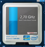 Intel Core i5-3337U Dual-Core-CPU mit max. 2,5 GHz.