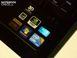 Core i7-2630QM & GeForce GT 540M