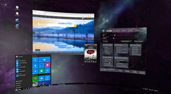 Virtual Desktop: Den Windows Desktop in virtuelle Welten verpflanzen